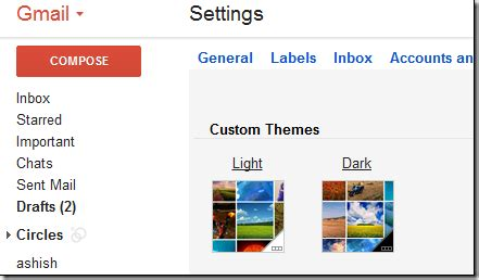 How to customize thesis theme